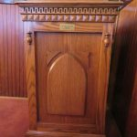 Photo of the pulpit
